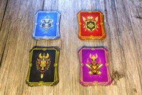 The Art of War: Card Game - 4 decks